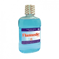 Pharmedic Fluomedic, Chai 250ml