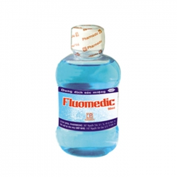 Pharmedic Fluomedic, Chai 90ml
