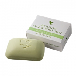 Xà phòng rửa mặt và cơ thể Forever Avocado Face and Body Soap - Ms 284