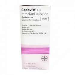GADOVIST 1MMOL/ML