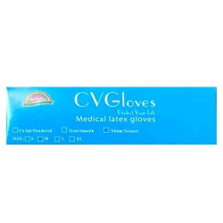 Găng tay y tế CV Gloves, Hộp 100 cái