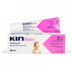Gel bôi Kin Baby cho bé 30ml