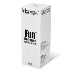 Gel Bôi Trơn Okamoto Lubricant Fun Collagen 60ml
