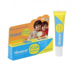 Gel cải thiện sẹo và vết thâm cho trẻ Hiruscar Kids 10g