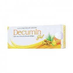 Gel Decumin ngăn ngừa mụn, mờ vết thâm