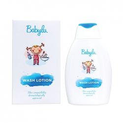Gel rửa nhanh cho bé Wash Lotion 300ml Babylu