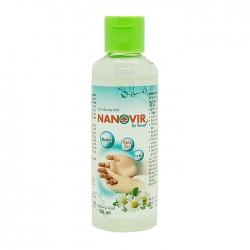 Gel rữa tay khô Nanovir Tất thành