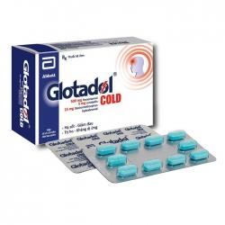Thuốc cảm  Abbott Glotadol Cold , Hộp 100 viên