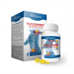 Viên uống bổ khớp Glucosamine Super - Flex, 120 viên