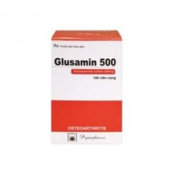 Pyme Glucosamin 500mg, Hộp 100 viên ( TẠM HẾT )