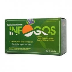 Gói bổ sung chất xơ Infogos 30 gói x 3g