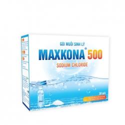 Gói muối sinh lý Lafon Maxkona 500 30 gói