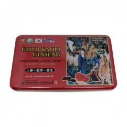 Thực phẩm tăng cường sức khỏe Gold Kaoli Gingseng 830mg, Hộp 60 viên
