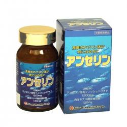 Viên uống hỗ trợ điều trị Gout Nhật Bản Anserine Minami