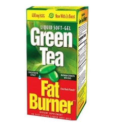 Tpbvsk giảm cân Green tea  Fat Burner 400mg