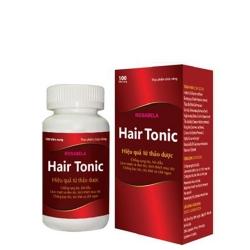 Viên uống Hair Tonic thảo dược giúp chống rụng tóc, hói đầu