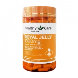 Sữa Ong Chúa Úc Healthy Care Royal Jelly 1000mg