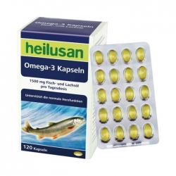 Tpbvsk Heilusan Omega 3, Hộp 120 viên