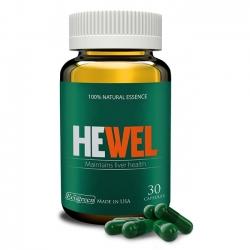 Hewel giúp tăng khả năng giải độc, bảo vệ gan , Hộp 30 viên