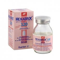 Thuốc Hexabrix 320, Hộp 50ml