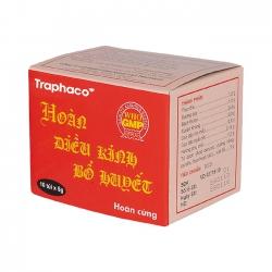 Traphaco Hoàn điều kinh bổ huyết, Hộp 10 túi x 5gr