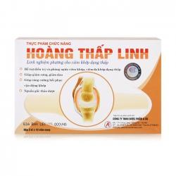 Hoàng Thấp Linh hỗ trợ điều trị viêm khớp | Hộp 3 vỉ x 10 viên