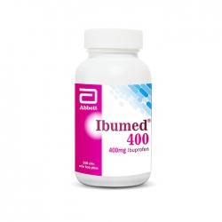 Thuốc trị thấp khớp  Abbott Ibumed 400mg, Hộp 200 viên