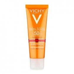Kem chống nắng chống lão hóa và dưỡng da Vichy Ideal Soleil Anti-Aging SPF50 50ml