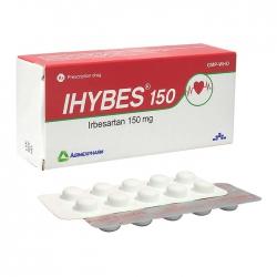 Ihybes 150 Agimexpharm 3 vỉ x 10 viên