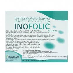 Inofolic Italfarmaco 20 gói