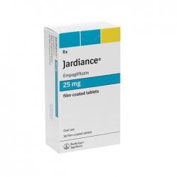 Thuốc tiểu đường Jardiance 25mg, Hộp 30 viên