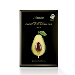 Mặt nạ bơ JM Solution Water Luminous Avocado Nourishing In Oil Mask (Hộp 10 miếng 30ml)