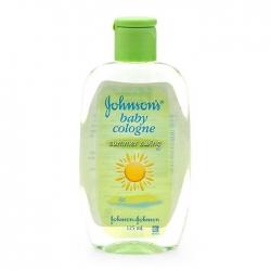 Nước hoa hương mùa hè Johnsons Baby Cologne 125ml