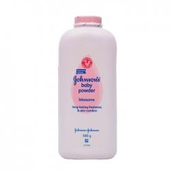 Phấn thơm hương hoa anh đào Johnson's Baby Powder Blossoms 500gx2
