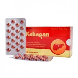 Kahagan Khaihapharco 5 vỉ x 20 viên