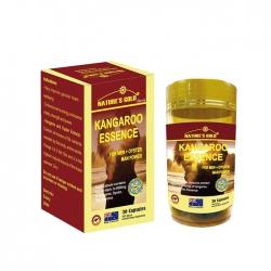 Tpbvsk sinh lý nam Nature's Gold Kangaroo Essence For Men, Oyster, Zinc, Hôp 30 viên