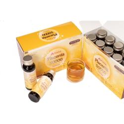 Kaza Placenta 50000 nước uống đẹp da chống lão hóa, Hộp 10 chai 50ml