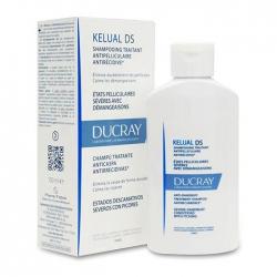 Dầu gội trị gàu nặng Ducray Kelual DS Shampoo 100ml