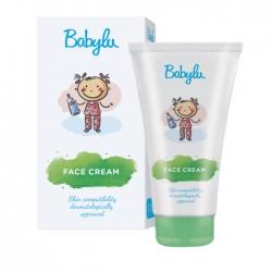 Kem bảo vệ da mặt cho bé Face Cream 75ml Babylu