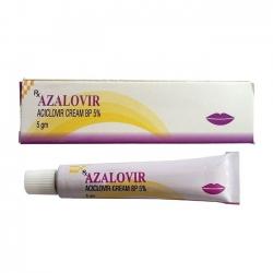 Kem bôi ngoài da AZALOVIR – Acyclovir 5%