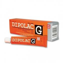 Kem bôi ngoài da Dipolac G 15g