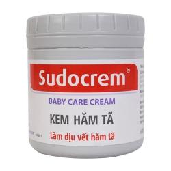 Kem chống hăm tã trẻ em SUDOCREM 60G