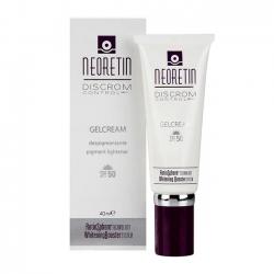 Kem chống nắng Neoretin Discrom Control Gel Cream SPF50 40ml