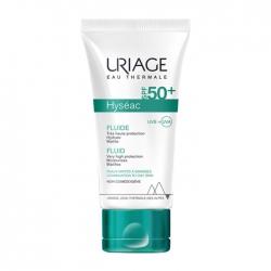 Kem chống nắng cho da dầu và da mụn Uriage Hyseac Fluide 50ml