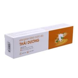 Kem đánh răng dược liệu Thái Dương 100gr