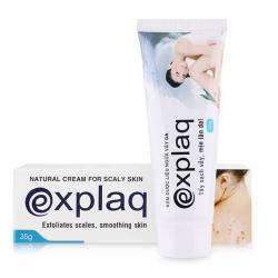 Kem dược liệu ngừa vẩy da Explaq 35g