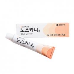 Kem ngừa sẹo thâm mụn Dong-A Pharm Noscarna Gel 20g