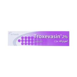 Kem suy tĩnh mạch Troxevasin 2% - Troxerutin 20mg, Tuýp 40g