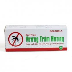 Kem thoa ngừa muỗi đốt Rosabela Vương Tràm Hương 30g