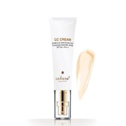 Kem trang điểm dưỡng trắng da Sakura CC Cream SPF 50+/PA+++